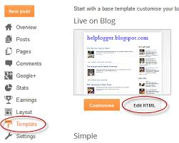 how to add neat css3 dropdown menu in blogger helplogger