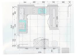 hauteur d une cuisine hauteur d un plan de travail de cuisine beautiful pour une cuisine