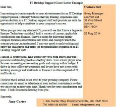 it desktop support cover letter example forums learnist org