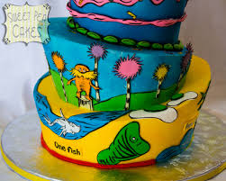 dr seuss birthday cakecentral com