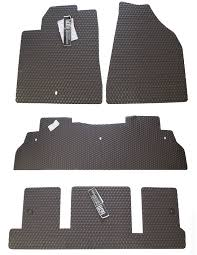 lexus all season floor mats acadia denali all weather floor mats 2007 2017