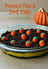 recipe pumpkin patch dirt cake by growingupgabel