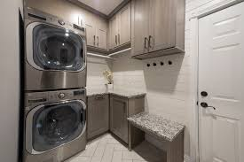 Laundry Room Hamper Cabinet by Stunning Laundry Room Powder Bath Case Indy
