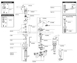 Moen 7100 Kitchen Faucet Glamorous Moen Lavatory Faucet Parts 52 In Elegant Design With