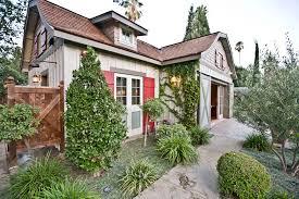 shingle style barn and poolhouse in pasadena james v coane