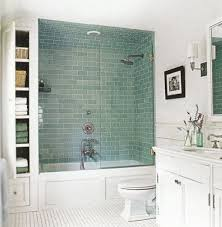 glass tile ideas for small bathrooms subway tiles bathroom designs tile with bathtub shower combo