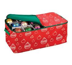 christmas ornament storage christmas ornament storage box