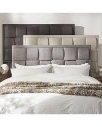 King Fabric Headboard Deal Alert Tribecca Home Porter Linen Woven King Upholstered