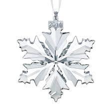 Swarovski Christmas Snowflake Ornaments by 8 Best Swarovski Christmas Snowflakes Images On Pinterest