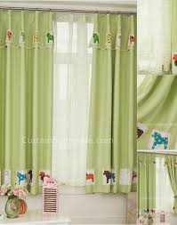decorations of linen blackout curtains amusing kids room