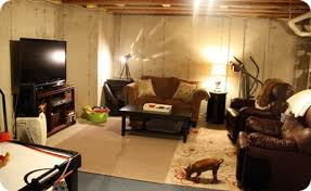 Unfinished Basement Ideas On A Budget Usuable Unfinished Basement Yep This Is Gonna Be Me Til The
