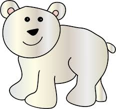 polar bear free dog clipart 1 page of public domain clip art image