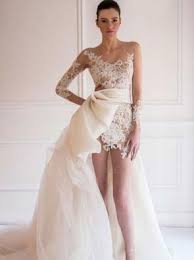 high low wedding dress high low wedding dresses mywedding