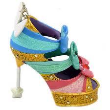 your wdw store disney shoe ornament sleeping flora