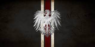 eagle on alternate flag by arminius1871 on deviantart