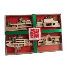 frank lloyd wright house ornaments shop flw