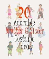 Brother Sister Halloween Costume Greatest Halloween Costumes Kids Wishcraft Sister