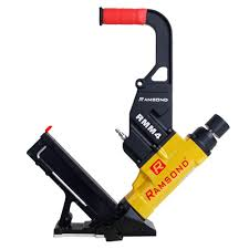 ramsond 2 in 1 air hardwood flooring cleat nailer and stapler gun