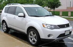 2nd mitsubishi outlander jpg