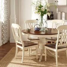 Lucia Trestle Dining Table From Saltaire Restoration SaltAire - Tribecca home mckay country antique white pedestal extending dining table