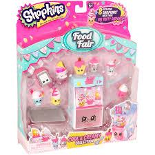 moose toys shopkins season 3 food fair themed packs cool and