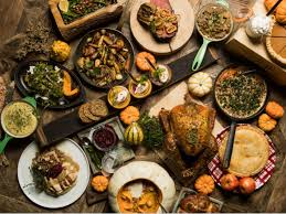 Soul Food Thanksgiving Dinner Menu Where To Dine For Thanksgiving In Las Vegas