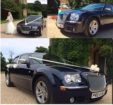 chrysler bentley 300c wedding car aka baby bentley