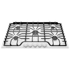 Frigidaire Gas Cooktops Kitchen Top Frigidaire Ffgc3026sb 30 Inch Gas Cooktop With 4