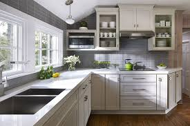 Black Kitchen Cabinet Doors by Kitchen Cabinets Black Grey And White Kitchen Paint Grade Cabinet