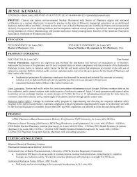 resume samples for pharmacist pharmacist resume sample writing