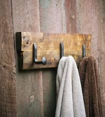 Reclaimed Wood Home Decor small reclaimed wood u0026 railroad spike rack home decor u0026 lighting