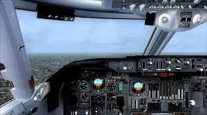 cockpit boeing 747 200 hard landing bangkok don muang airport