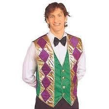 mardi gras men mens mardi gras costume ebay