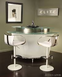 Elite Dining Room Furniture by Elite Martini Freestanding Bar 315fb Jensen Lewis New York Furniture