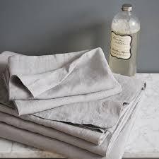 belgian flax linen sheet set west elm au