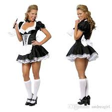 shop costumes late nite maid halloween