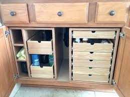 Under Cabinet Shelving by Bathroom Cabinet Organizers Bathroom Vanity Bathroom Cabinet