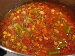 vegetable soup recipes facebook