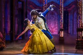 beauty and the beast town disney cruise line debuts new u0027beauty and the beast u0027 show aboard