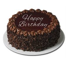 cake photos happy birthday choco cake at best prices in india archiesonline