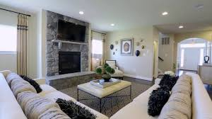 Model Home Living Room by New Mitchell Home Model For Sale At Landsdale Single Family Homes