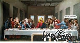 Last Supper Meme - the last supper by vricks meme center