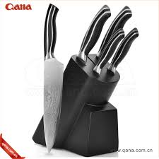 best classic royal kitchen knife set gold supplier from china