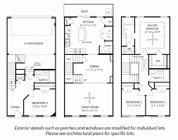 3 story floor plans scintillating 3 story house plans with roof deck photos best