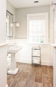Wood Floor Bathroom Ideas Best Flooring For Bathrooms Staggering Home Ideas