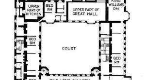 8 medieval castle floor plans designs medieval castle blueprints