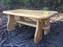 yellow wood coffee table yellowwood coffee table
