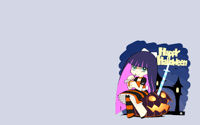 rick and morty halloween background panty and stocking with garterbelt anarchy stocking halloween