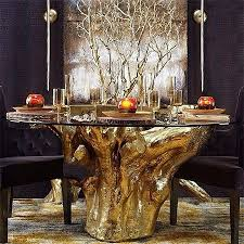 tree trunk dining table top extraordinary design tree stump dining table all dining room