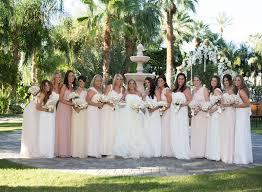 rustic vintage outdoor wedding in palm springs inside weddings